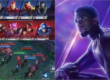 Người chơi tái hiện đại chiến Civil War trong game, tất cả lại càng xót thương cho Black Panther Chadwick Boseman