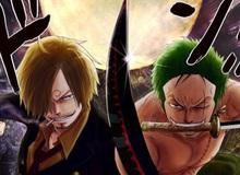 Dự đoán One Piece chap 989: Zoro và Sanji sẽ cùng nhau ứng chiến King Hỏa Hoạn?