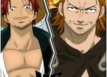 Shanks Tóc Đỏ và Gildarts Clive, 2 nhân vật thuộc top mạnh nhất One Piece và Fairy Tail và những điểm giống nhau đến kỳ lạ?