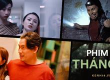 Phòng vé Việt tháng 8 đủ vị từ phim kinh dị nặng đô tới tình cảm hài hước