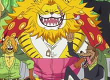 """One Piece 986: 9 người cùng nhảy vào đánh, tại sao chỉ có Nekomamushi """"tóc vàng"""" là bị Kaido túm đầu?"""