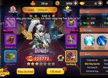 3Q Bá Vương: Kinh nghiệm build team Thục cho