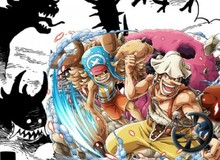 """One Piece: Lời nói dối…1000 của thánh Usopp liệu sẽ trở thành sự thật, chính anh và Chopper sẽ """"xử đẹp"""" nhóm Numbers của băng Bách Thú?"""
