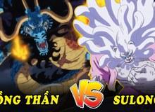 """One Piece: Tộc Mink hóa Sulong, liệu Kaido có biết thứ vũ khí """"bí mật"""" mà Cửu Hồng Bao đã chuẩn bị sẵn?"""