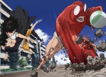 """One Punch Man: Nếu không chạm trán với con quái vật này, có lẽ Saitama đã không trở thành """"áo choàng hói""""?"""