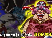 One Piece: Đám con bị rơi xuống thác của Big Mom cuối cùng có vào được đảo Quỷ không?