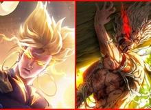 """Liên Quân Mobile: Nghi vấn """"siêu phẩm"""" Nakroth Lôi Quang được """"học hỏi"""" thiết kế từ Garou """"One Punch Man"""""""