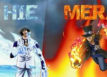 One Piece: Sở hữu sức mạnh bá đạo đóng băng mọi thứ nhưng Hie Hie no Mi vẫn phải chào thua trước 10 trái ác quỷ này (P2)
