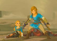 Phần game tiền truyện 100 năm trước của The Legend of Zelda Breath of the Wild bất ngờ được công bố