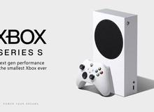 Xbox Series S chính thức ra mắt với giá siêu rẻ chỉ chưa đến 7 triệu đồng