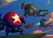 Cười thả ga với trò chơi bắn súng miễn phí mới trên Epic Games Store – Diabotical