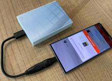 Trên tay và đánh giá chi tiết ổ cứng gắn ngoài Seagate Backup Plus Portable 4TB – Nhỏ gọn, tiện dụng và phong cách