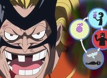 One Piece: Cái giá mà Râu Đen phải trả để có thể sở hữu 2 Trái ác quỷ thật sự có xứng đáng?