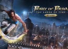 Prince of Persia: The Sand of Time Remake tung traile mãn nhãn, chính thức trở lại sau 17 năm vắng bóng