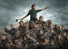 The Walking Dead sẽ chính thức kết thúc sau 1 mùa phim nữa, nhưng vũ trụ Xác Sống thì chưa có dấu hiệu dừng lại