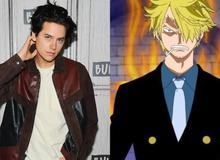 """One Piece: Rộ tin đồn Cole Sprouse sẽ hóa thân thành """"đầu bếp băng Mũ Rơm"""" trong phiên bản live-action"""
