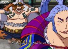 One Piece 990: Tobi Toppo Sasaki đã được cởi trói, liệu Cửu Hồng Bao Denjiro có bị trả thù?