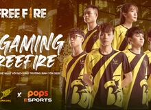 """Đương kim vô địch V Gaming Free Fire: Bảo toàn lực lượng với quyết tâm làm """"cú ăn 4"""" lịch sử tại Đấu Trường Sinh Tồn mùa Đông"""