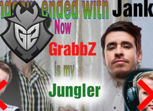Nước đi khó lường - G2 Esports sẽ để HLV GrabbZ trở thành người đi rừng mới thay cho Jankos?