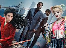 """Tưởng bom tấn hầm hố thế nào, 6 phim này cũng chỉ là """"bom xịt"""" của năm: Mulan, Tenet và quái nữ Harley Quinn đều bị triệu hồi!"""