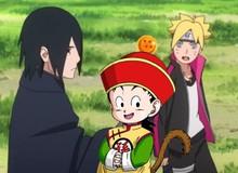Sasuke trở thành giáo viên của Boruto được truyền cảm hứng từ series Dragon Ball