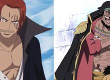 One Piece: Luffy và 5 hải tặc thế hệ mới có thể vượt qua Tứ Hoàng Shanks trong tương lai