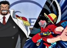 One Piece: Dù Luffy được xưng tụng là Ngũ Hoàng nhưng vẫn chưa thể vượt qua 5 người lính hải quân này