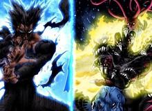"""Top 12 nhân vật phản diện """"ấn tượng"""" nhất One Punch Man, kẻ nào xứng đáng người mạnh nhất (P2)"""