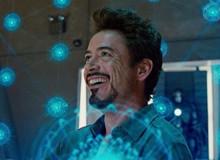 """""""212-970-xxxx"""" Đây chính là số điện thoại của Iron Man do chính Marvel cung cấp, nháy máy ngay thôi các fan ơi!"""