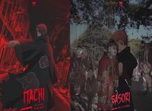 Chiêm ngưỡng loạt tranh cực đỉnh về các thành viên của tổ chức khủng bố nguy hiểm nhất mọi thời đại trong Naruto