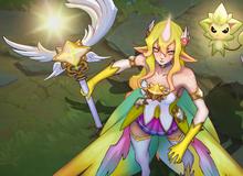 Lộ diện trang phục Hàng Hiệu tiếp theo của LMHT: Soraka Vệ Binh Tinh Tú Hàng Hiệu?