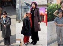 """""""Nam diễn viên lùn nhất Trung Quốc"""" vượt nghèo khó, lấy tới 4 người vợ xinh đẹp"""