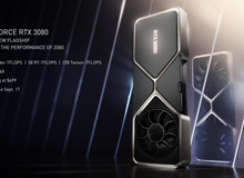 Nvidia chính thức ra mắt dòng card đồ họa GeForce RTX 30 Series với sức mạnh cực khủng
