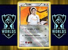Khi các thần rừng LPL hóa thành game thẻ bài: Kanavi là best Lee Sin, SofM là tín đồ 'cuồng' Lời Thề Hiệp Sĩ