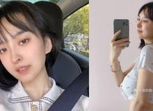 """Hot girl mạng xã hội Trung Quốc lộ ảnh đời thực """"một trời một vực"""" khiến dân mạng được phen ngã ngửa"""