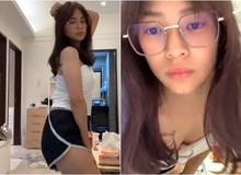 Bất ngờ được dư luận chú ý vì bị tạt chất thải giữa đường, cô gái 21 tuổi quyết định ra mắt với vai trò hotgirl livestream