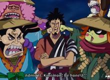 One Piece chap 991: Phải chăng Cáo lửa Kinemon chính là khắc tinh của Kaido dạng Rồng?