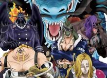 """One Piece: Nếu tộc Mink có dạng Sulong thì băng Kaido Bách Thú còn có """"vũ khí bí mật"""" là Zoan thức tỉnh?"""