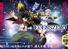 """Người """"anh em"""" của Fairy Tall là Edens Zero chính thức ra mắt phiên bản anime vào năm 2021"""