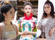 Top 3 hot girl được chú ý nhất hạng mục bình chọn video tại Bán kết Miss & Mister VLTK 15