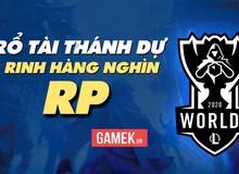 [Event GameK] Trổ tài 'Thánh Dự' CKTG 2020, nhận nghìn RP to bự