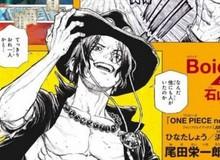 One Piece: Điều gì sẽ xảy ra với Ace khi được họa sĩ của Dr. Stone thực hiện chuyển thể từ tiểu thuyết sang manga