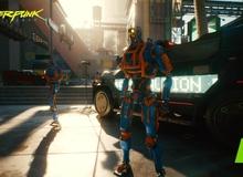 RTX 30 Series phô diễn sức mạnh đồ họa siêu tưởng trong Cyberpunk 2077
