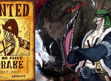 One Piece: X-Drake và những thông tin thú vị về Siêu Tân Tinh mới trở thành đồng minh của Luffy