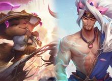Riot Games: 'Yasuo và Teemo là 2 tướng được game thủ tặng hoa nhiều nhất sự kiện Hoa Linh Lục Địa'