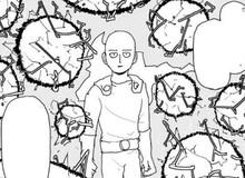 Ngày càng có nhiều người nhận ra sức mạnh vô địch của Saitama trong Webcomic One Punch Man