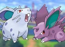 """Cơ chế """"giới tính"""" của Pokémon khá thú vị, loài vô giới tính cũng có thể phối giống đấy nhé!"""