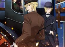 """Promo video đầu tiên bộ anime """"Tội đồ của Sherlock Holmes"""" chính thức được xuất hiện"""