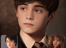 """Nhìn dàn diễn viên nhí của Harry Potter """"hợp thể"""" mà chỉ biết """"đứng hình"""" vì quá xuất sắc"""