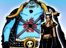 """One Piece: Jinbei và Robin, cặp đôi có """"đầu óc"""" bá đạo nhất của băng Mũ Rơm sẽ tỏa sáng tại Wano quốc"""